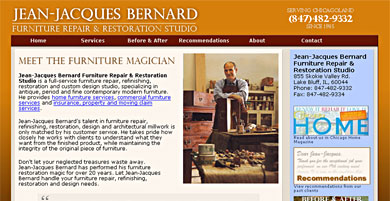 Jean-Jacques Bernard Furniture Studio
